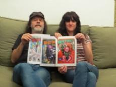 """""""Revólver"""": el regreso de las revistas mensuales de historietas a los kioscos"""