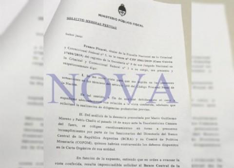 """Avanza la causa de Guillermo Moreno contra Guido Sandleris por """"traición a la Patria"""""""