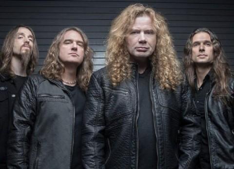Megadeth celebra sus 35 años en Argentina
