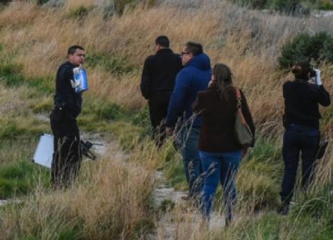 Ensenada: hallaron esta mañana a un hombre muerto en un zanjón cerca de la Línea 307