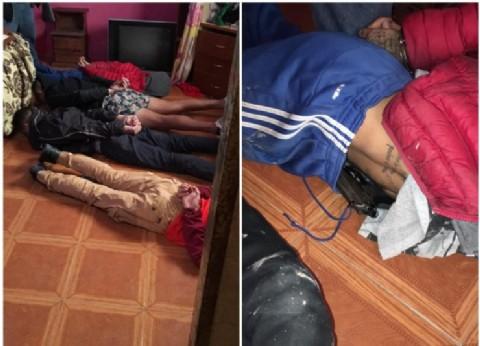 """Cayeron """"Los Gomorras de Esteban Echeverría"""": están acusados de asesinar a un sodero este fin de semana"""