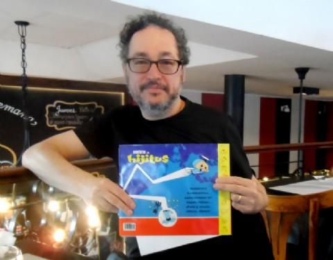 Una charla con Pablo Sapia: historietista, investigador y restaurador