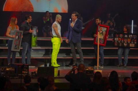 Maluma se consagró en el puesto número uno en el listado Top Latin Albums De Billboard y anunció su documental