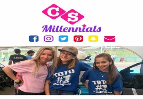 CS Millennials, el portal de noticias nacional donde los jóvenes son protagonistas