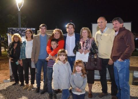 El intendente Darío Kubar inauguró la Estación Museo de General Rodríguez