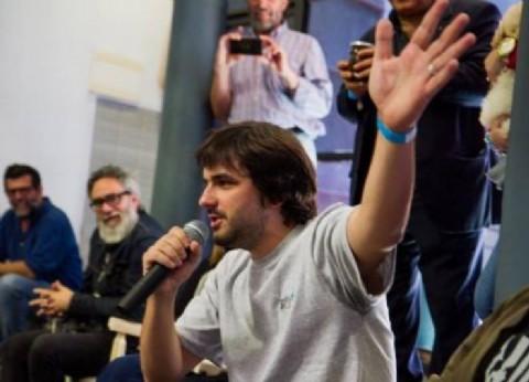 """Agustín Lecchi: """"Estamos en uno de los peores momentos de la vuelta de la democracia"""""""