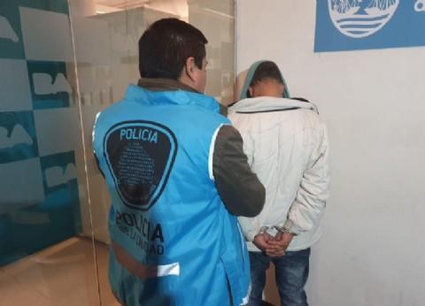 """Para """"Serginho"""", tristeza nao tem fin: proveía vehículos para motochorros y fue detenido"""