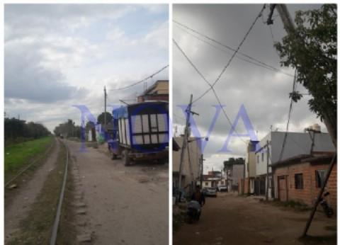 J.L. Cabezas: el barrio de extranjeros, entre Berisso y Ensenada, que Arietto pretende desalojar