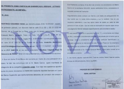 Perdió 200 mil pesos: un jubilado invirtió sus ahorros y terminó siendo víctima de una estafa