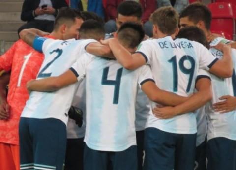 Sub 20: Argentina arrancó con el pie derecho goleando a Sudáfrica