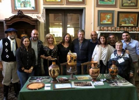 Almirante Brown: Cascallares participó de los festejos por los 50 años del Museo Manigrasso de Glew