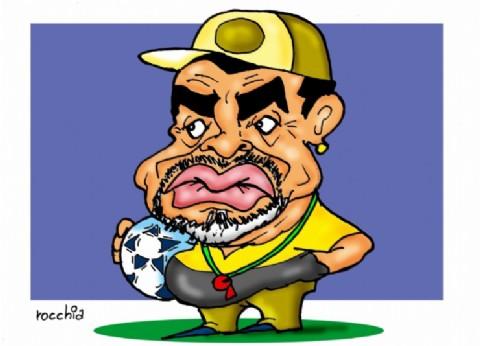 Maradona se somete a un tratamiento médico que lo mantendrá dormido cuatro días