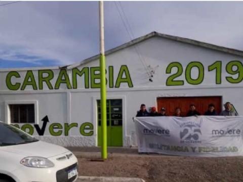Santa Cruz: Carambia en campaña, con dinero de todos y todas