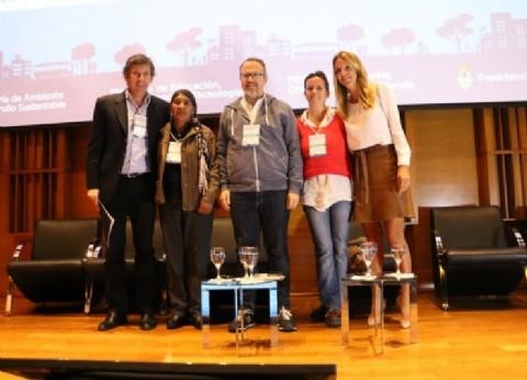 San Isidro participó del Foro de Vivienda Sustentable
