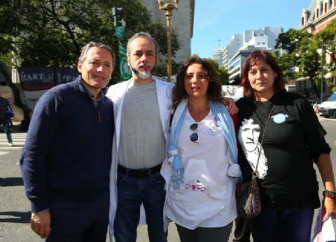"""""""Tenemos una verdadera inseguridad alimentaria"""", afirmó el presidente del PJ bonaerense"""
