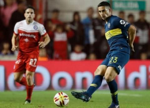 Boca y Argentinos empataron sin goles en La Paternal