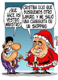 Changa navideña