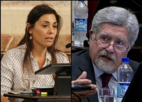 """Las """"changuitas"""" de Crexell y Fuentes: los senadores neuquinos, expertos en canjear pasajes por dinero"""