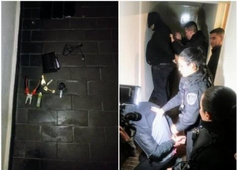 Les metieron el perro: delincuentes disfrazados de policías entraron a una vivienda con una falsa orden de allanamiento