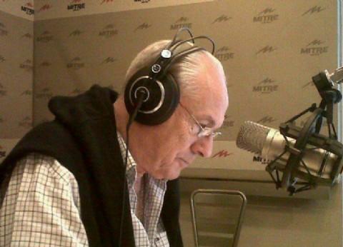 Dolor por el fallecimiento de Edgardo Mesa, referente de la radio y la televisión