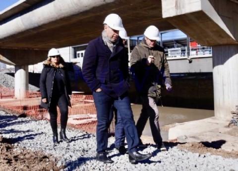 El jueguito de Larreta: esperó las elecciones para avanzar con el Viaducto Belgrano Sur