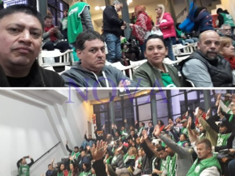 ATE convocó a paro y movilización para el 15 de mayo