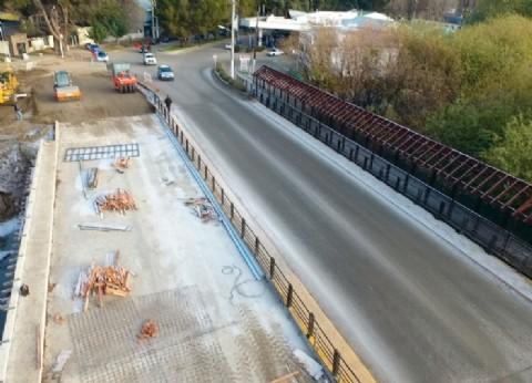 Santa Cruz: El Calafate, atravesada por diversas obras de infraestructura en la ciudad