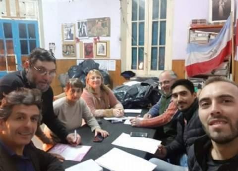 Colón: Portazo en el sector de Waldemar Giordano