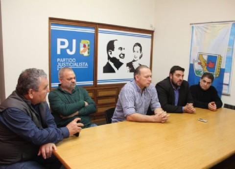 En campaña, Sergi Berni visitó Rojas