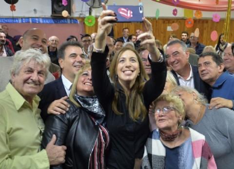 Vidal participó de una jornada de capacitación de seguridad para adultos mayores en Quilmes