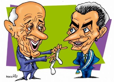 Desde el Gobierno buscan bajar a Lavagna para que no le reste votos a Macri
