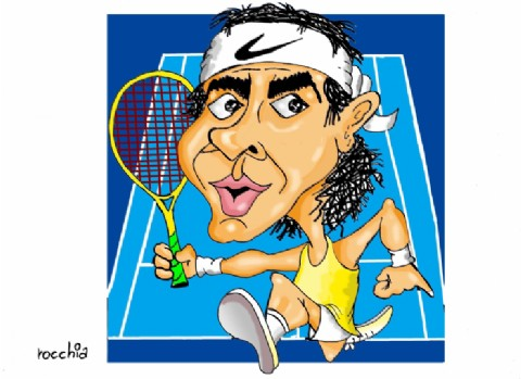 """Rafa """"La Fiera"""" Nadal aplastó a Roger Federer y va por el duodécimo título de Roland Garros"""
