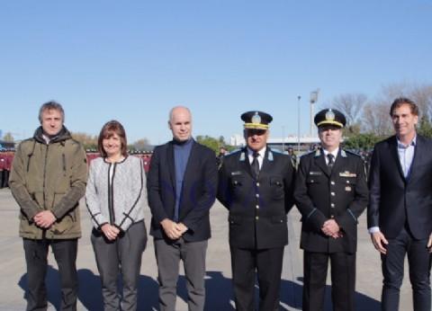 Larreta nombró a Berard como jefe de la Policía de la Ciudad, responsable de la represión durante la reforma previsional