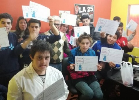 La Costa: gran apertura de los talleres de radio