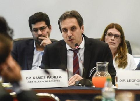 Interna judicial: luego de que Bonadío se las negara, Ramos Padilla podrá acceder a las escuchas en su contra