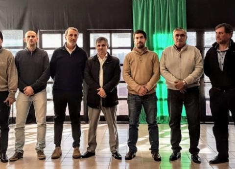 Chivilcoy: el presidente del Ceamse se reunió con intendentes por un proyecto de relleno sanitario regional