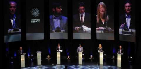 Se viene el debate presidencial: sería en octubre y bajo ciertas reglas