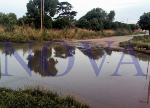 """""""Pisicaca"""" el lago artificial más antiguo de Necochea continúa contaminando"""