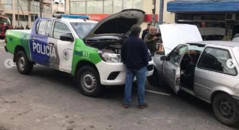 A todo o nada: se llevaron medio millón de pesos de un banco en Ciudadela en violento tiroteo