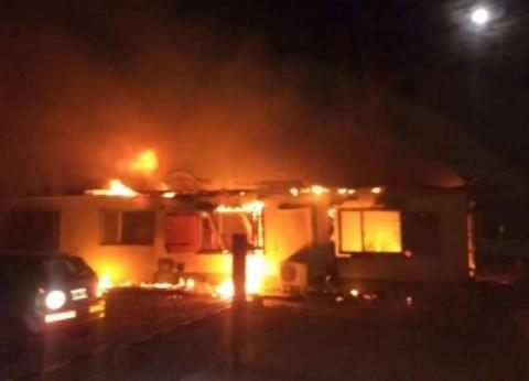 Mucha reunión y pocas nueces: se incendió un yacimiento petrolero y buscan mejorar la seguridad en Neuquén