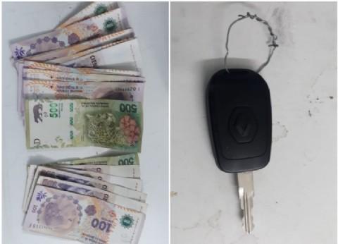 Le llenó el tanque a playera y le choreó la billetera: un desvergonzado suelto en La Plata