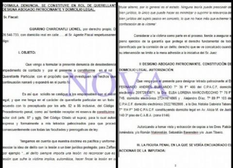 Empresaria investigada por estafas en Chaco y Corrientes sacó a su hija del país sin autorización del padre