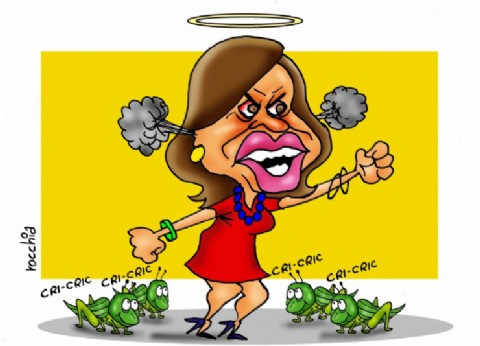 """Criminal, cri-criminal"": procesan a CFK por apropiarse de documentos históricos"