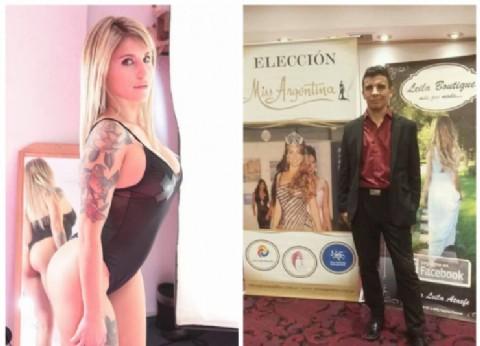 La pareja del momento: Emanuel Torres y Sonia Pelizzari