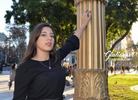 """Melanie Prieto: """"Amo la pasarela y el deporte"""""""