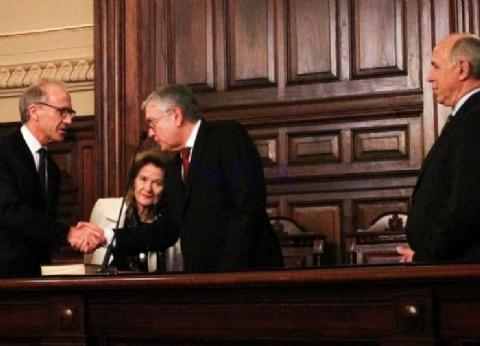 Tras la corrida de Pichetto a los brazos de Macri, juró Mario Pais en su reemplazo en el Consejo de la Magistratura