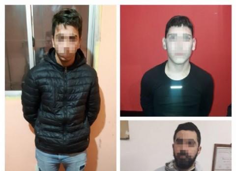 Cayó banda que cometía entraderas tras allanamientos en Villa Palito: cuatro detenidos y armas secuestradas