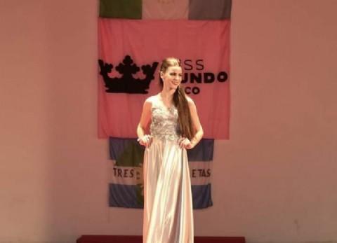 Judit Grnja fue elegida Miss Mundo Chaco 2019