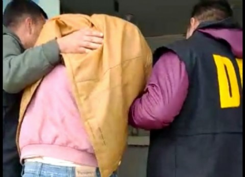 Detuvieron al prófugo por el robo en la casa del intendente de La Plata, Julio Garro