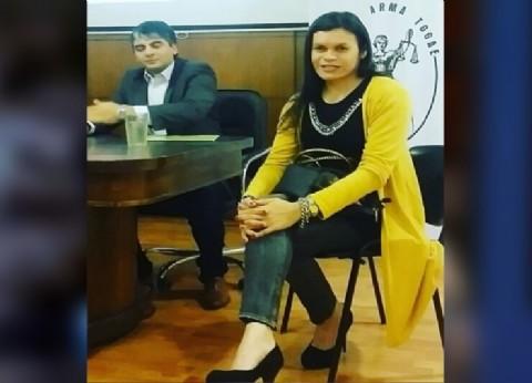Mía Colussi es la primera mujer trans candidata a intendente en el Chaco